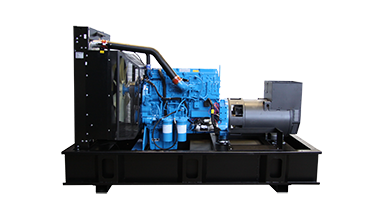 Diesel generating set LDE P Series